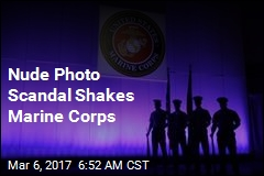 Nude Photo Scandal Shakes Marine Corps