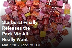 Starburst Finally Releases the Pack We All Really Want