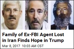 Family of Ex-FBI Agent Lost in Iran Finds Hope in Trump