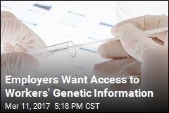 GOP Bill Would Give Employers Access to Workers' Genetic Info
