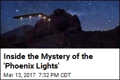 Inside the Mystery of the 'Phoenix Lights'