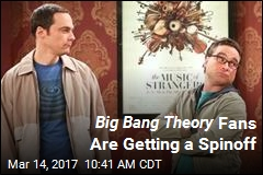 A Big Bang Theory Prequel Is On the Way
