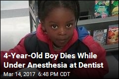4-Year-Old Dies During Routine Dental Procedure