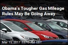 Trump Moves to Loosen Obama's Fuel Economy Rules