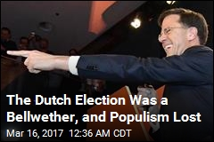 Dutch PM Defeats Anti-Islam Leader