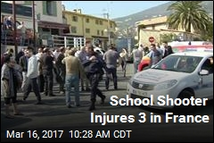 Rare School Shooting in France Injures 3