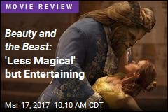 Beauty and the Beast: 'Less Magical' but Entertaining