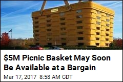 $5M Picnic Basket May Soon Be Available at a Bargain