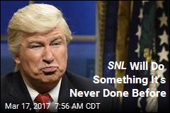 SNL Will Do Something It's Never Done Before