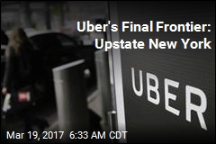Uber's Final Frontier: Upstate New York