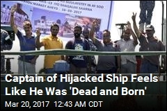 Somali Pirates Free 1st Major Ship Seized Since 2012