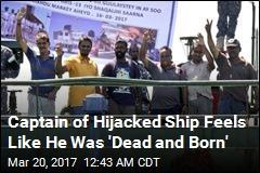 Somali Pirates Free 1st Major Ship Seized Since 2012