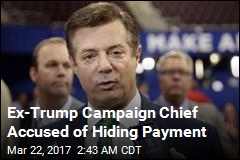 Former Trump Aide Accused of Hiding $750K Payment