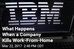 Remote-Work Pioneer IBM Is Calling Employees Back Home