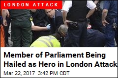Member of Parliament Tried to Save Officer After Stabbing