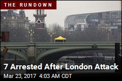 7 Arrested After London Attack