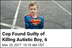 Cop Found Guilty of Killing Autistic Boy, 6