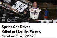 Sprint Car Driver Killed in Horrific Wreck