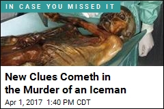 New Clues in the 'Coldest Case of All': the Iceman Murder