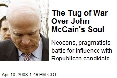 The Tug of War Over John McCain's Soul
