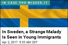 Kids Facing Deportation in Sweden Suffer Strange Trauma
