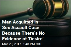 Man Acquitted in Sex Assault Case Due to Lack of 'Lascivious Intent'
