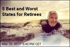 5 Best and Worst States for Retirees