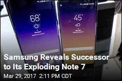 Goal of Samsung's New Phone: Make You Forget the Note 7