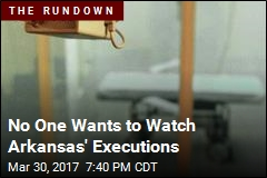 State to Hold Unprecedented 8 Executions in 10 Days