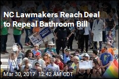 NC Lawmakers Reach Deal to Repeal Bathroom Bill