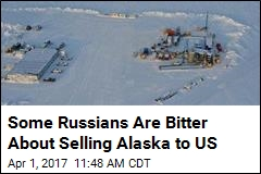 Some Russians Are Bitter About Selling US Alaska