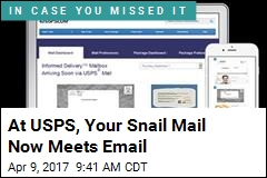 USPS Will Now Email Previews of Incoming Daily Mail