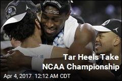 Tar Heels Take NCAA Championship