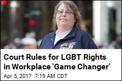 Court: LGBT Workplace Bias Violates Civil Rights Act