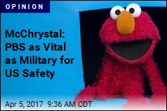 McChrystal: Want to Make America Safer? Support PBS