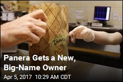 Owner of Krispy Kreme Just Bought Panera