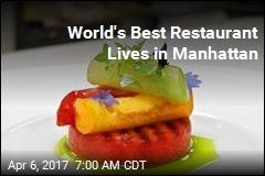 World's Best Restaurant Lives in Brooklyn