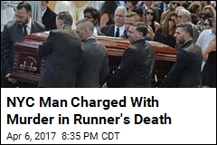 NYC Man Charged With Murder in Runner's Death