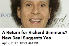 Deal Suggests We Haven't Seen the Last of Richard Simmons