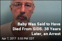 Baby Was Said to Have Died From SIDS. 38 Years Later, an Arrest