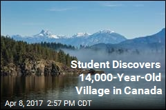 Ancient Village in Canada Older Than Rome, Pyramids