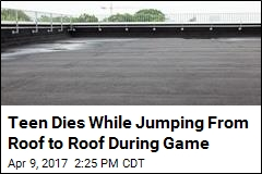 Teen Dies in Rooftop Game of Capture-the-Flag