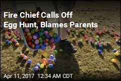 Easter Egg Hunt Called Off Because of Unruly Parents