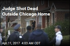 Illinois Judge Shot Dead Outside His Home