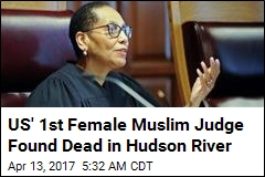 First Female Muslim US Judge Found Dead in Hudson River