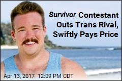 Survivor Contestant Out Trans Rival, Pays Swift Price