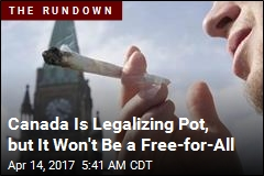 Canada Rolls Out Marijuana Legalization Law