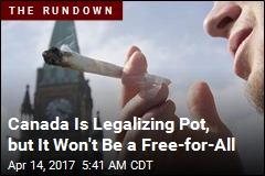 Canada Rolls Out Marijuana Legalization Law