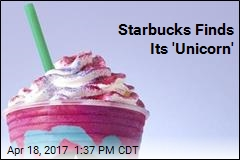 Starbucks Reveals the 'Unicorn Frappuccino'
