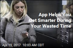 App Helps You Get Smarter in Bored Microseconds